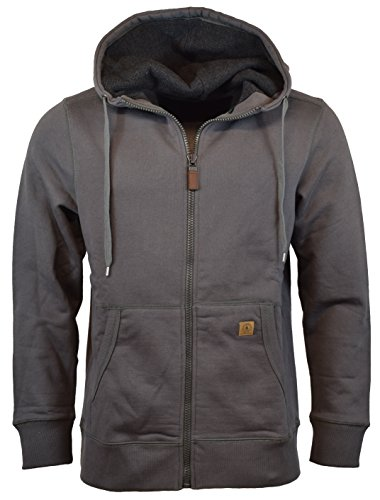 G.H. Bass & Co. Men's Rock Ridge for Hard Service Hoodie - XL - Gray from G.H. Bass & Co.
