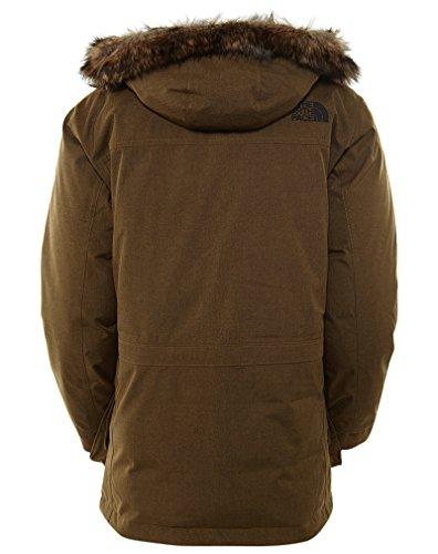 The North Face Chaqueta de Parka McMurdo II para Hombre: Amazon.es: Zapatos y complementos
