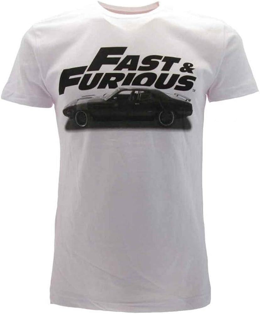 Sabor SRL T-Shirt Officiel de Voiture Fast and Furious