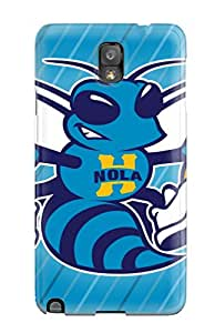 New Style 8638645K509802414 new orleans hornets pelicans nba basketball (17) NBA Sports & Colleges colorful Note 3 cases