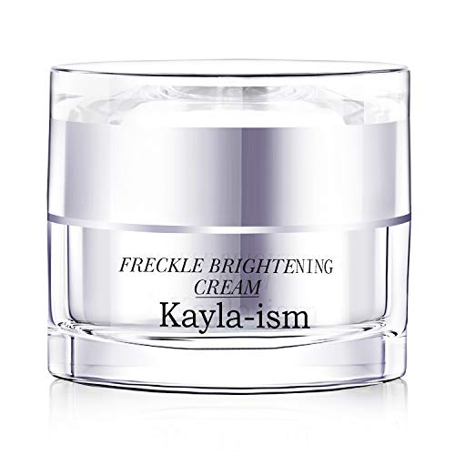 Kayla-Ism Face Cream | Anti Wrinkle Anti Aging Daily | Lighten & Fade Freckles in 28 days | Moisturizer Cream with Jasmine Essence | Retinol Cream | Firming Skin Care | Facial Moisturizer Night Cream (Best Skin Whitening Products In India)