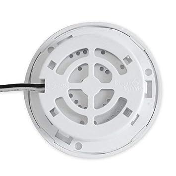 "White Shell Pack of 6 Dream Lighting 12volt LED 2.76/"" Ceiling Downlights Recessed Lighting for Motorhome Trailer Boat Cabin Cabinet Overhead Lamp-Cool White"