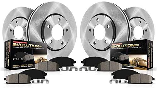 Autospecialty KOE2070 1-Click OE Replacement Brake Kit