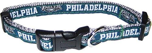 Pets First NFL Philadelphia Eagles Pet Collar, Medium (Philadelphia Party City)