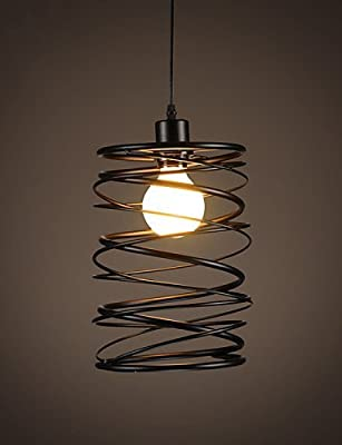 ZQ Character design New Vintage Style Industrial Wrought Iron pendant lights balcony Loft Entry Bedroom Home Furnishing Chandelier , 110-120v