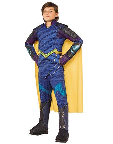 Thor: Ragnarok Deluxe Loki Child's Costume, Large