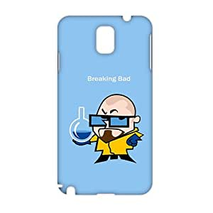 3D Case Cover Cartoon Breaking Bad Phone Case for Samsung Galaxy Note3