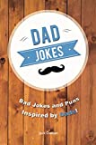 img - for Dad Jokes: Bad Jokes and Puns Inspired by Dads! book / textbook / text book