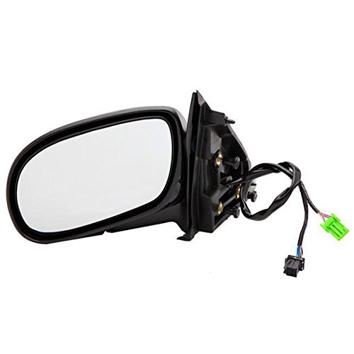 (Koolzap For 98-02 Park Avenue Power Heated Memory Folding Rear View Mirror Left Driver Side)