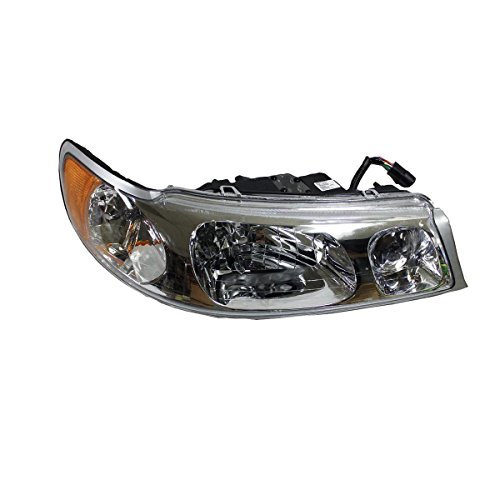Lincoln Town Car 98-02 Headlight - Right Rh Headlamp New Lens & Housing