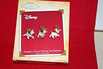 Odd Ball, Little Dipper, and Domino Disney