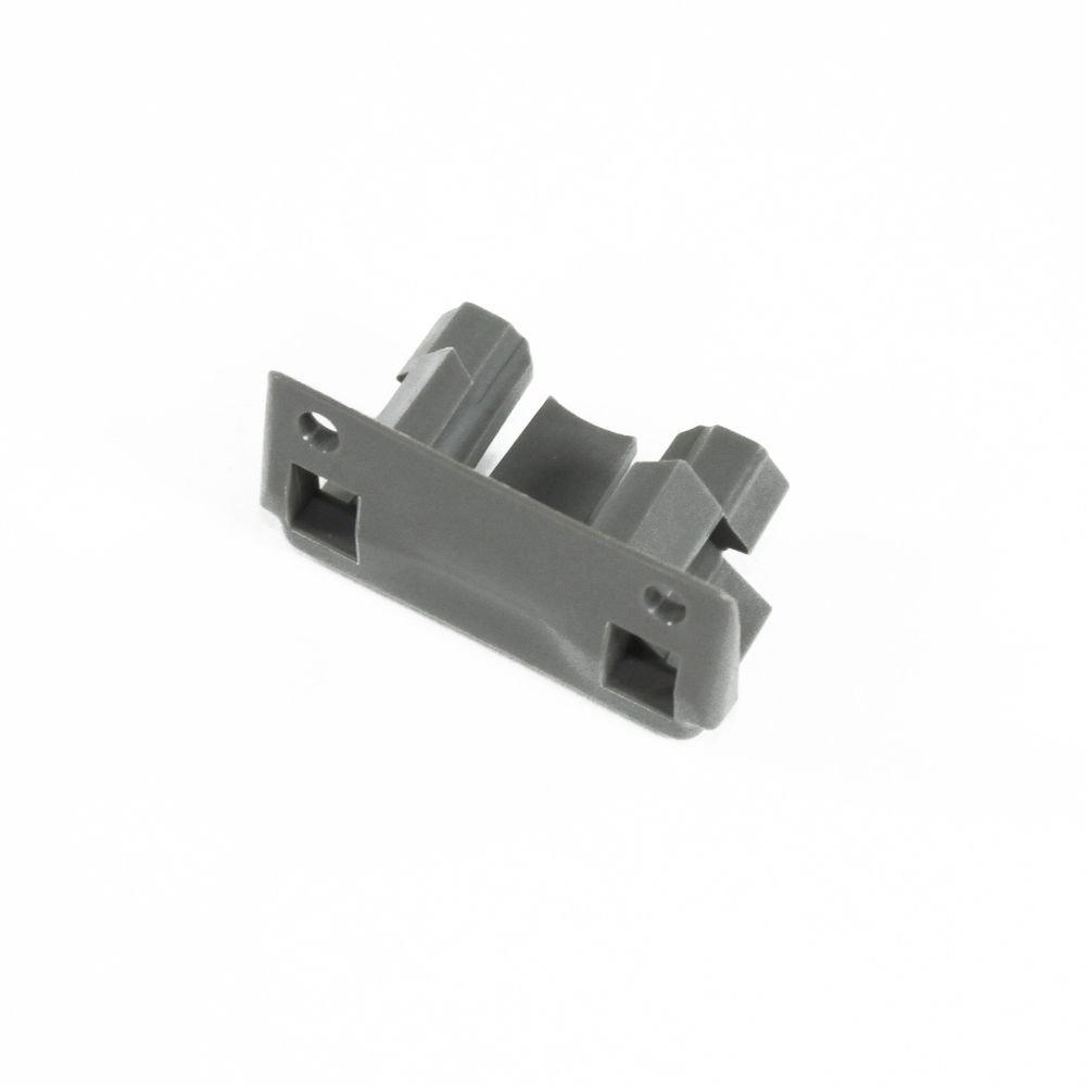 Whirlpool W10195622 Dishwasher Dishrack Slide Rail Stop, Upper Genuine Original Equipment Manufacturer (OEM) Part