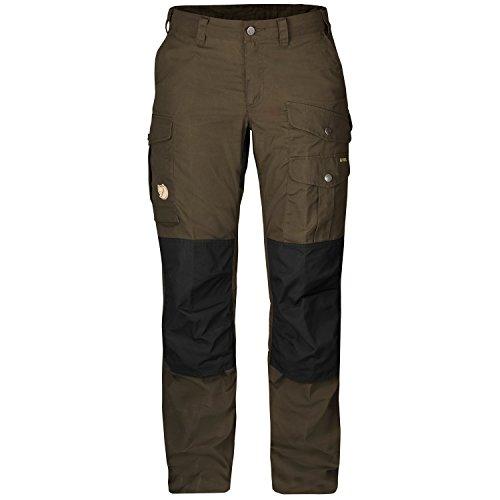 Barents Fj llr Pantaloni Donna Grigio Trousers Pro Scuro ven EBZwZqS