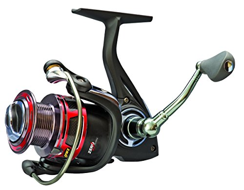 Lew's Fishing Speed Spin G2 High Speed Fishing Reel, 8.9 oz./150 yd./8 lb./6.2:1