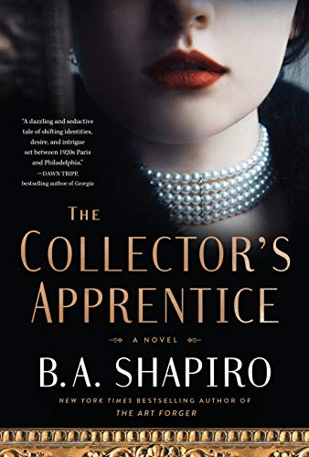 A Book Review By Kathleen Kaska The Collector S Apprentice A Novel