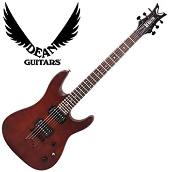 Amazon.com: Dean Guitars Vendetta XM – Guitarra eléctrica ...