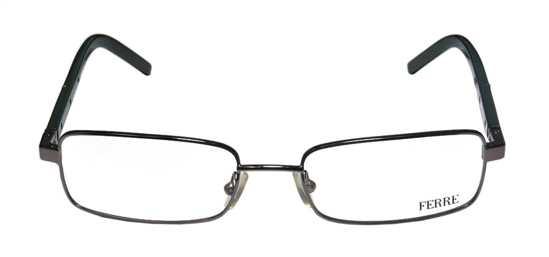 Gianfranco Ferre 29402 Mens/Womens Rx-able European Style Designer Full-rim Flexible Hinges Eyeglasses/Eyeglass Frame
