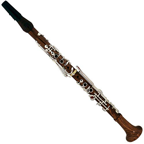FidgetKute La Clarinet | Albert System | German | Wood | A əsas | LA Klarnet | κλαρινο ΛΑ Show One Size (German Clarinet System)