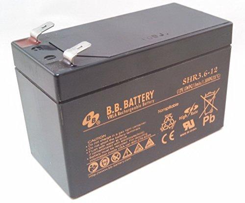 12 B Battery - 2