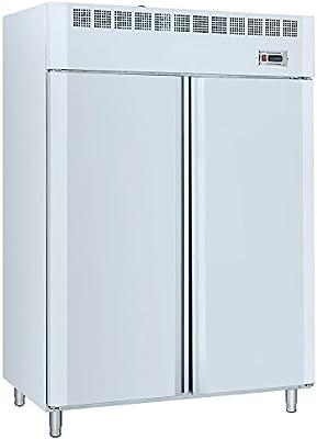 Macfrin 7534 Armario Congelador GN21 140X80 de 2 Puertas: Amazon ...