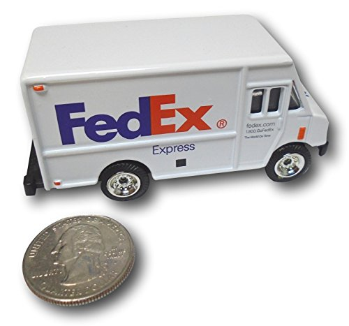 FedEx Express Delivery Truck