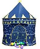 Prince or princess summer Palace Castle Children kids Play Tent house indoor or outdoor garden toy wendy house...