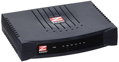Zoom 3049 Data/Fax Modem  Serial  1 x RJ-11 Phone Line, 1 x RS-232 Serial  56 Kbps by Zoom