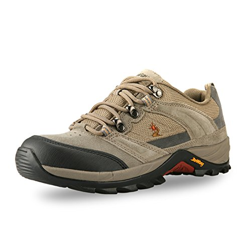 Men's Casual Shoes Dress Mountain Climbing Autumn Outdoor Shock Absorption Sport Shoes Slip On Anti-skidding Gray low price fee shipping sneakernews clearance pre order KX0YEFFIQO