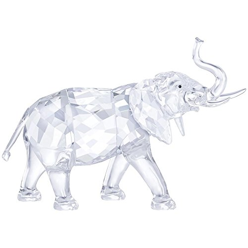 Elephant Collectible Figurine - Swarovski Crystal Elephant Figurine New for 2017 #5266336