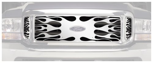Putco 89105 Flaming Inferno Stainless Steel Grille