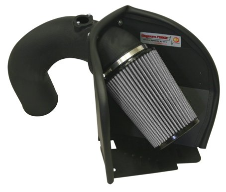 aFe Stage 2 Cold Air Intake Pro-Dry S Dodge Ram 6.7L TD 07.5-10
