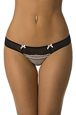 Velvet Kitten Perfectly Centered Thong #124465