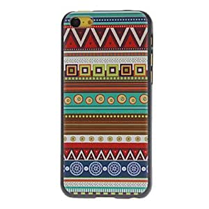 Special Designed Geometric Figures Pattern Hard Case for iPhone 5C