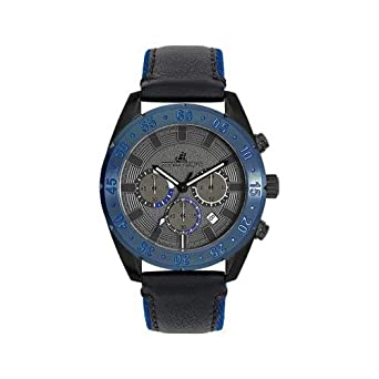 Adora Herren Leder Armband Quarz Uhr Chronograph Mit An2074Amazon N0PnwOk8X