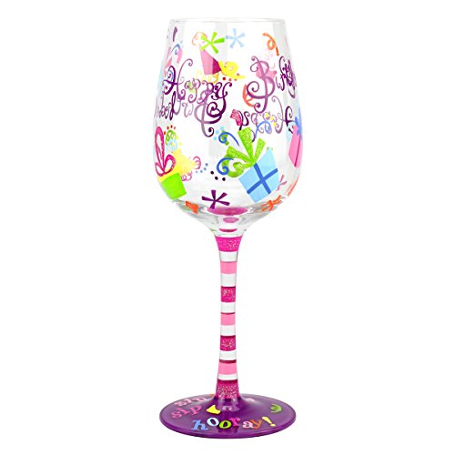 Hand Goblet Painted - Top Shelf