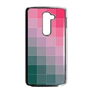 Fresh colorful square Phone Case for LG G2