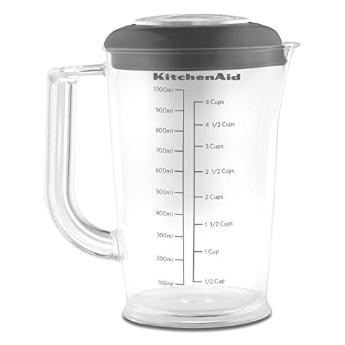 KitchenAid KHB005 4 Cup (1 Liter) BPA-Free Blending Pitcher with - Replacement Blender Kitchenaid