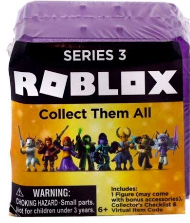 Roblox Gold Series 3 Celebrity Collection Mystery Figure Pack Purple Brick Set Of 2 - roblox bodybuilder codes