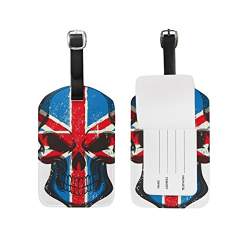 union jack luggage - 3