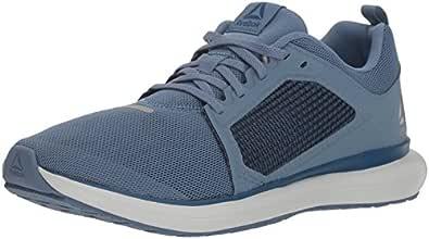 Reebok Men's Driftium Ride Running Shoe, Slate/Bunker Blue, 6.5 M US