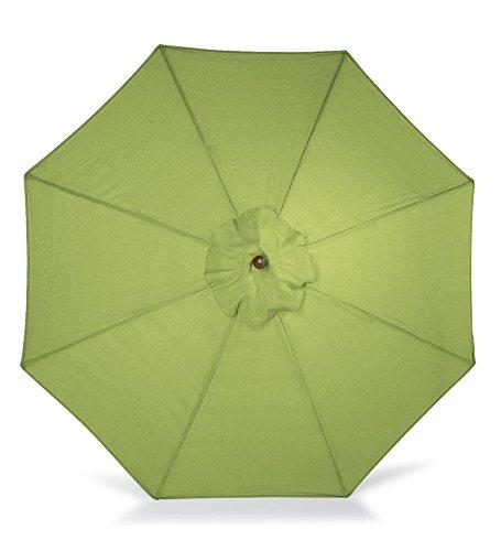 Green 9 Arm Leaf - 1