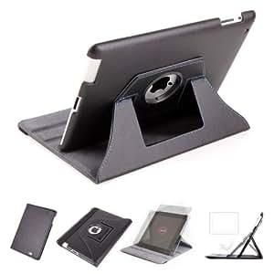DURAGADGET Funda Giratoria En Imitación A Piel Para El Nuevo Apple iPad2 Ultima Generación iPad 2 (Todos Los Modelos) - Se Mantiene De Forma Vertical Y Horizontal - Función Magnética De Ahorro De Energía / Encendido