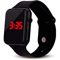 Royal_Art Black LED Series 4 Digital Watches for Boys,Girls,Mens