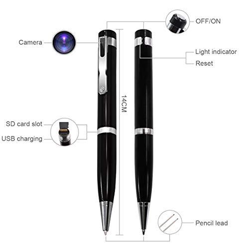 camera in pen