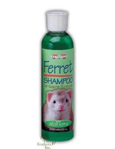 - Marshall 8-Ounce Ferret Aloe Vera Shampoo