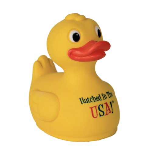 Sam Rubber Ducky: Limited Edition Celebriduck – Made in the USA!, Baby & Kids Zone