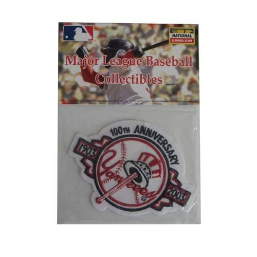 MLB Logo Patch - Yankees