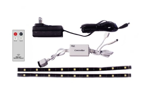 PPA OLSHAWHT Home Accent Lighting Kit, White