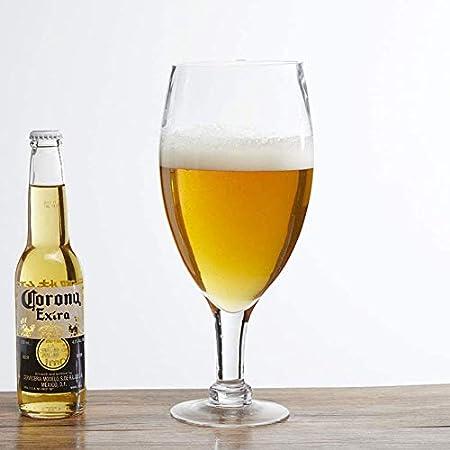 JUANstore Vino De Gran Tamaño Enorme Vaso De Cerveza De Cristal Spoof Grandes Gigantes Capacidad Extra Grande Vino Tinto Una Copa De Champagne Cristal Xuan - Digno De Tener,1800ml