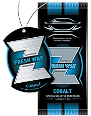Fresh Way Dry Z Cobalt Car air Freshener